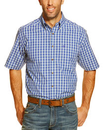 Ariat Men's Gabriello Short Sleeve Western Shirt, , hi-res