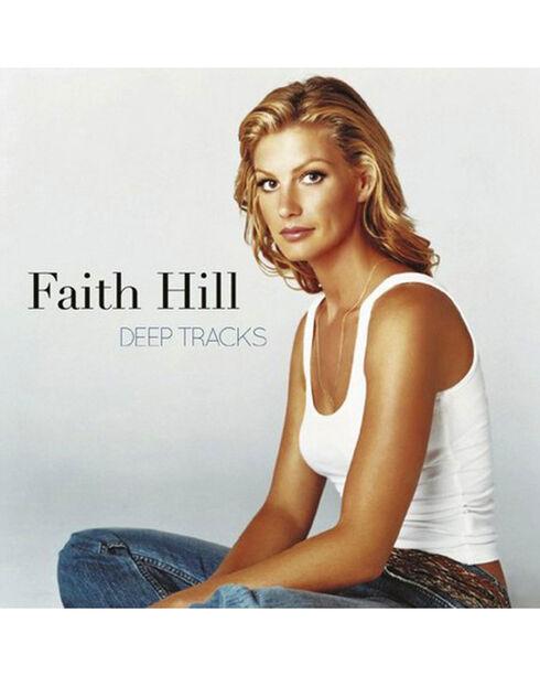 Faith Hill - Deep Tracks Music CD, No Color, hi-res