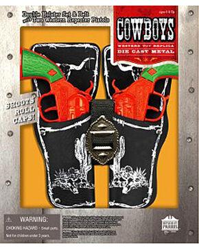 Parris Boys' Die Cast Metal Toy Gun Replica Set, No Color, hi-res