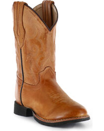 Cody James® Children's Showdown Round Toe Western Boots, , hi-res