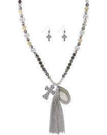 Shyanne® Multi-Colored Faith Jewelry Set, , hi-res