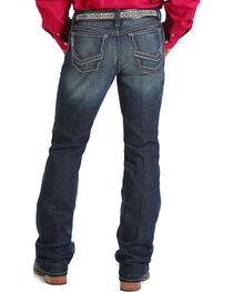 Cinch Men's Ian Slim Boot Cut Performance Jeans, , hi-res