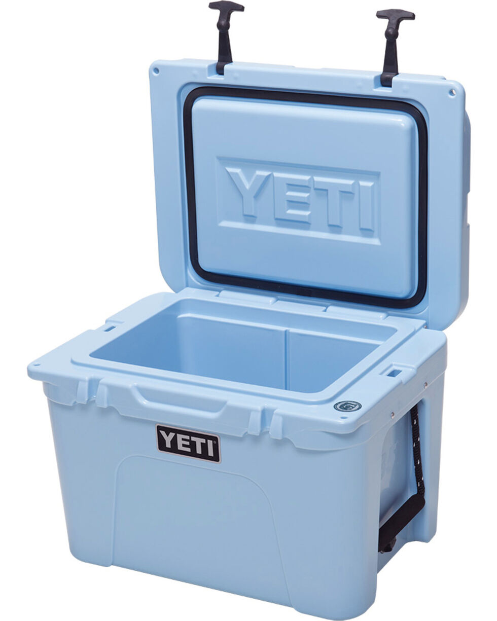 YETI Coolers Tundra 35 Cooler, Blue, hi-res