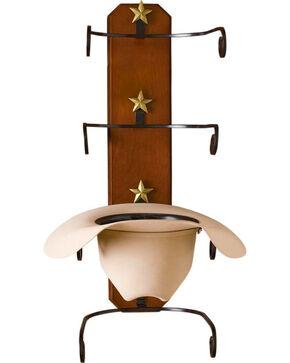 BB Ranch® Birch Cowboy Hat Rack, Brown, hi-res