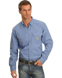 Carhartt Flame Resistant Two-Pocket Work Shirt, , hi-res