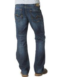Silver Men's Craig Bootcut Jeans, , hi-res