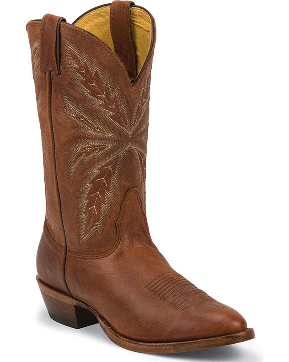 Nocona Men's Tejas Legacy Western Boots, Brown, hi-res