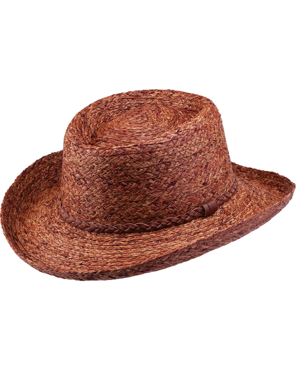Peter Grimm Women's Brown Kulmback Hat , Brown, hi-res