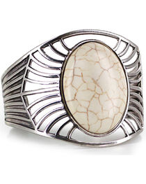 Shyanne® Women's Marble Concho Cuff, , hi-res