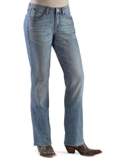 Wrangler Women's Aura Jeans, Denim, hi-res