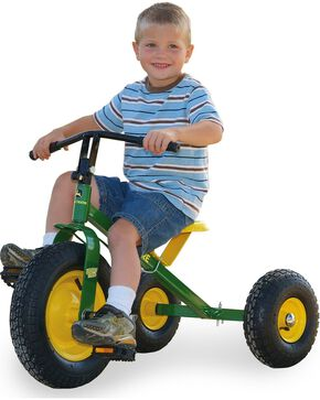 John Deere Mighty All Terrian Tricycle, Green, hi-res