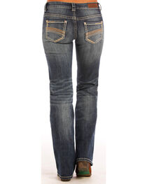 Rock & Roll Cowgirl Women's Riding Boot Cut Jeans, , hi-res
