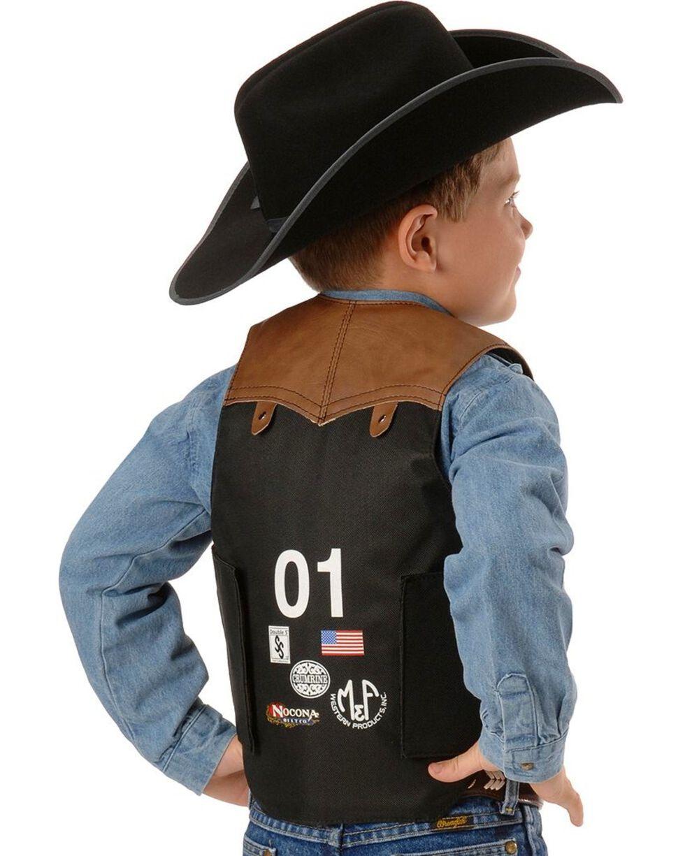 M&F Kid's Bull Rider Vest, , hi-res