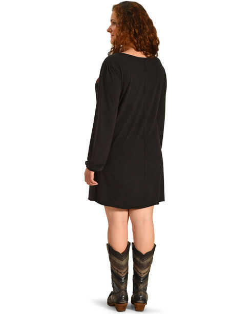 Angel Premium Women's Odette Dress - Plus, Black, hi-res