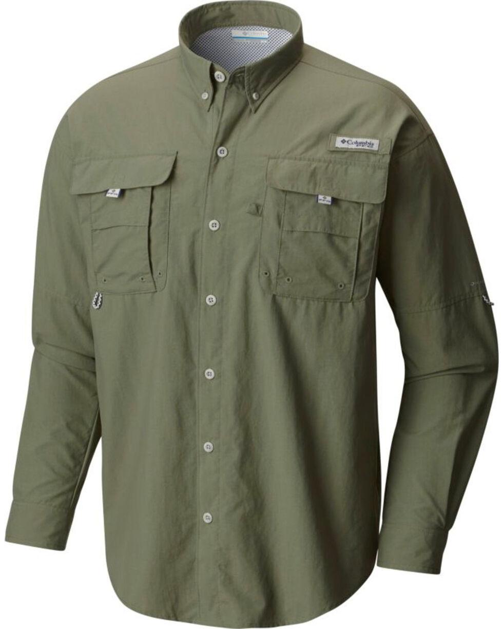 Columbia Men's Olive Bahama II Shirt , , hi-res