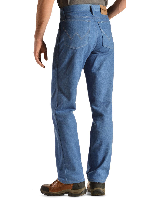 Wrangler Menu0027s Rugged Wear Stretch Jeans, , Hi Res