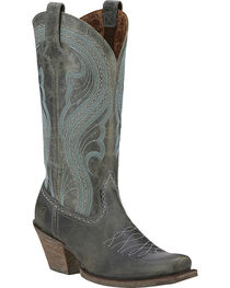 Ariat Lively Cowgirl Boots - Square Toe, , hi-res