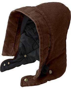 Carhartt Men's Sanstone Artic Hood, Dark Brown, hi-res