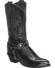Sage by Abilene Boots Women's Concho Harness Boots, , hi-res