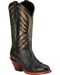 Ariat Women's Gentry Performance Riding Boots, Black, hi-res