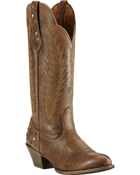 Ariat Women's Dusty Diamond Western Boots, , hi-res