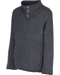 Browning Boys' Black Gilson Sweater, , hi-res