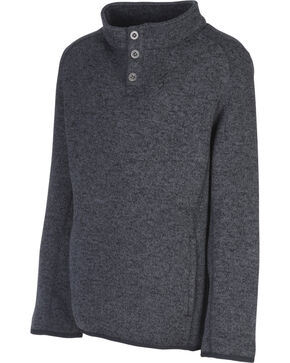 Browning Boys' Black Gilson Sweater, Black, hi-res