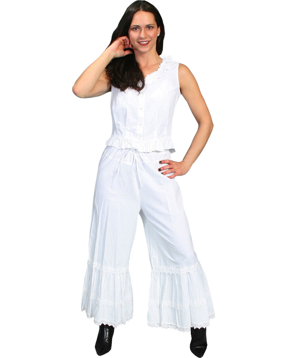 Rangewear by Scully Women's Bloomers, White, hi-res