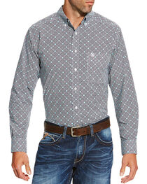 Ariat Men's Slater Long Sleeve Shirt, , hi-res
