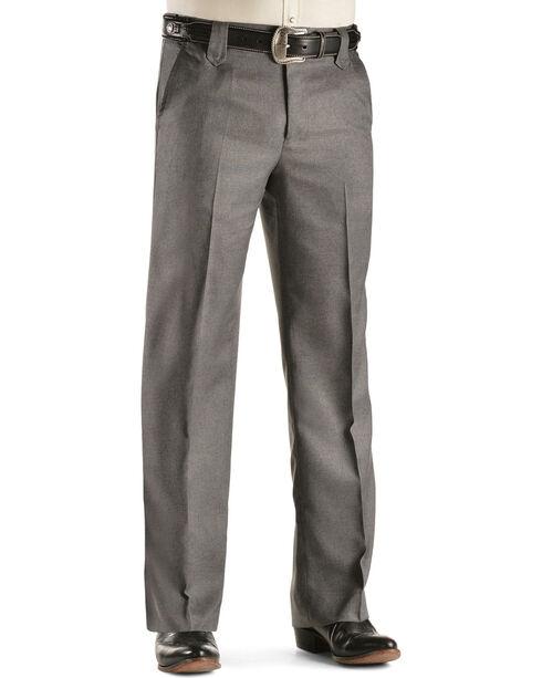 Circle S Men's Lubbock Xpand Pants - Big, Hthr Grey, hi-res