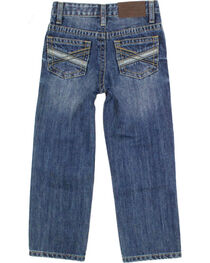 Cody James® Boys' Medium Wash Straight Leg Jeans, , hi-res