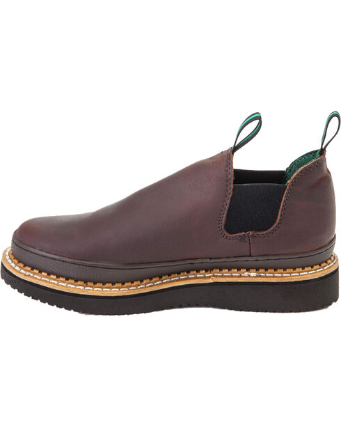 Georgia Men's Giant Romeo Work Shoes, Brown, hi-res