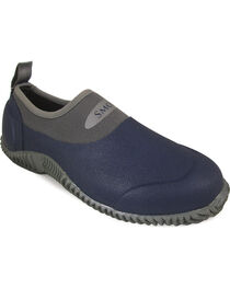 Smoky Mountains Navy Amphibian Slip-On Shoes , , hi-res