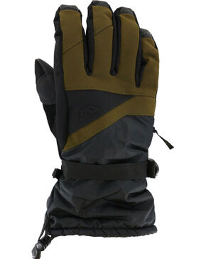 Gordini Men's Stomp III Gloves, Black, hi-res