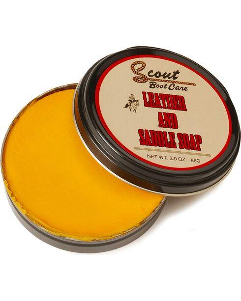 Boot Barn® M&F Leather & Saddle Soap, Natural, hi-res