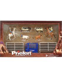 Priefert Kid's Team Roping Arena, , hi-res