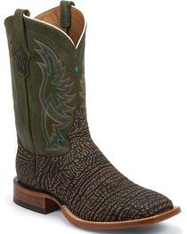 Tony Lama Men's Maverick Square Toe Boots, , hi-res