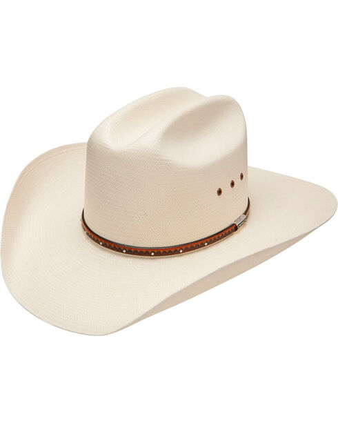 Stetson Haywood 10X Staw Hat, Natural, hi-res