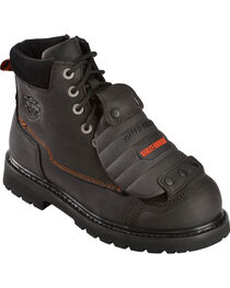 Harley-Davidson Men's Steel Toe Jake Motorcycle Boots, , hi-res