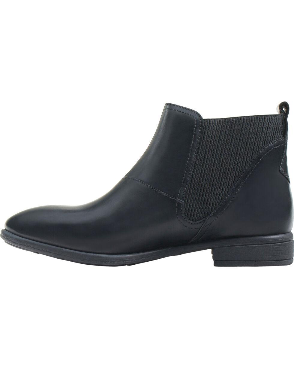 Eastland Women's Black Brandi Chelsea Boots, Black, hi-res