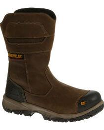 CAT Men's Jenka Waterproof Composite Toe Work Boots, , hi-res