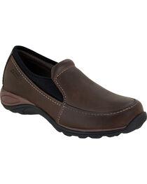 Eastland Women's Brown Sage Sport Slip-Ons , , hi-res