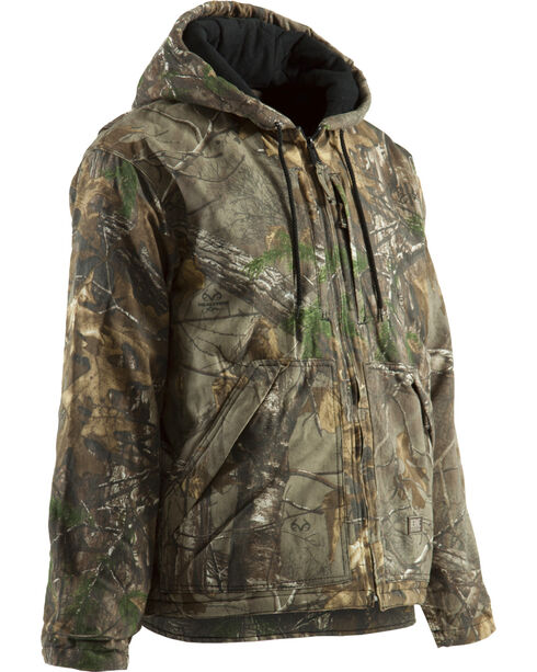 Berne Realtree Camo Buckhorn Coat - Tall Sizes, Camouflage, hi-res