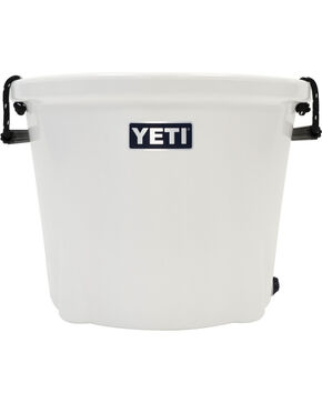 YETI Tank 45 Bucket Cooler, White, hi-res