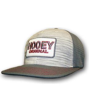 Hooey Boys' Original Six Panel Trucker Cap , Grey, hi-res