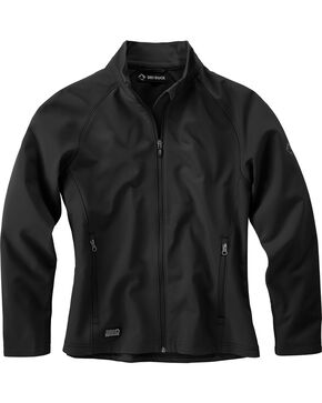 Dri Duck Women's Contour Soft Shell Jackets - Plus Size, Black, hi-res
