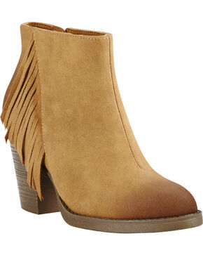 Ariat Women's Unbridled Shayla Boots, Tan, hi-res