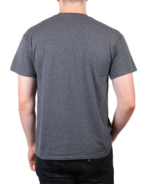 Pendleton Men's Honor the Locals T-Shirt, Charcoal, hi-res
