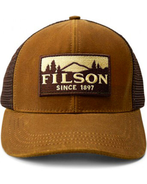 Filson Men's Logger Mesh Cap, , hi-res