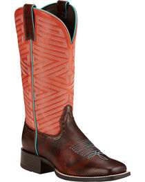 Ariat Women's Outsider Western Boots, , hi-res